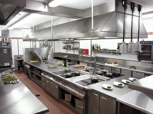 Kitchen Equipments and machinery